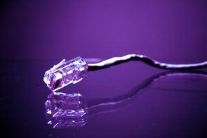 Netværkskabel som ikke er koblet til