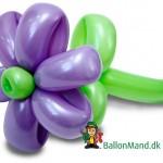 Få en ballonmand med til børnefødselsdagen