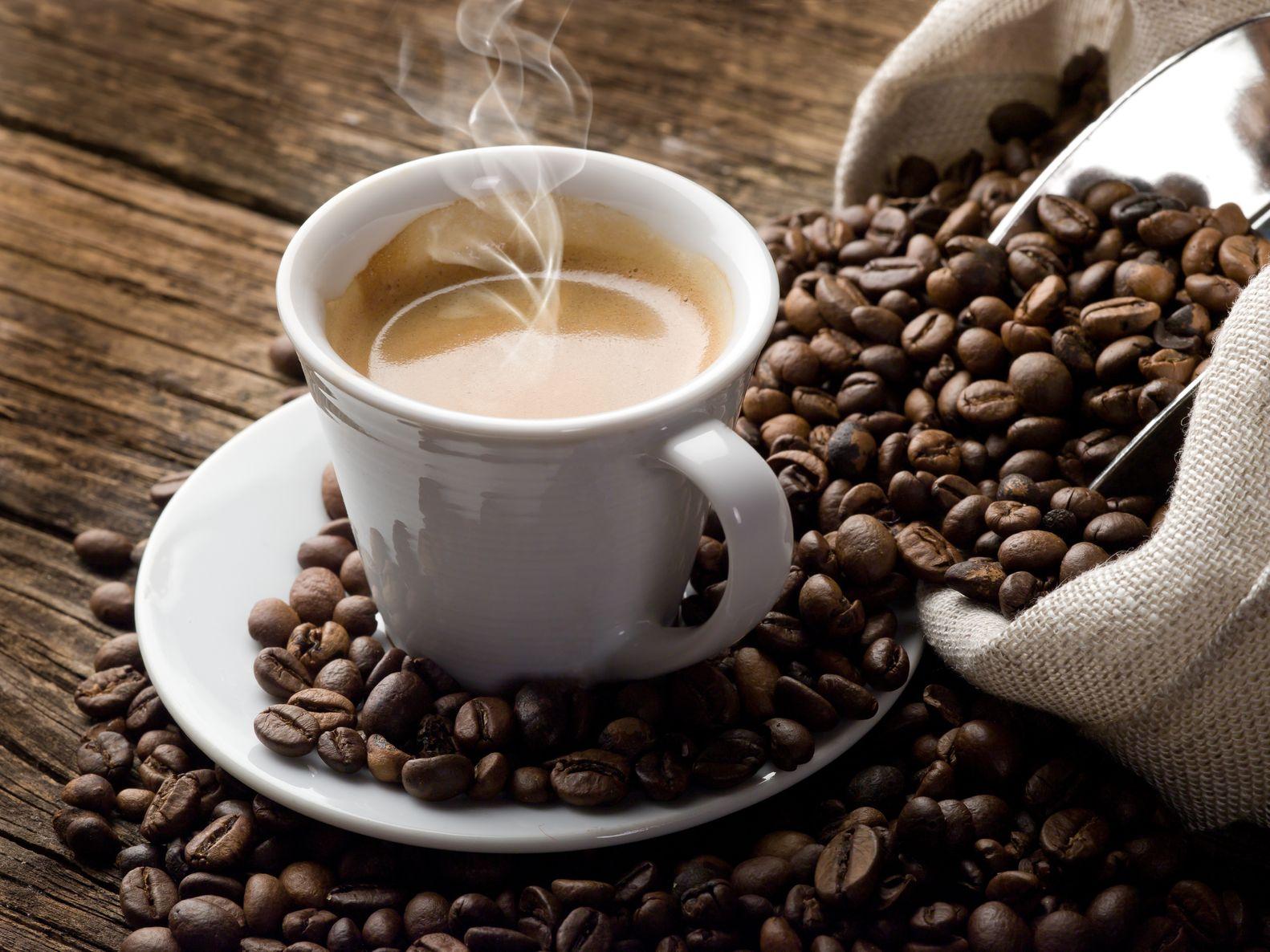 sjov kaffe billeder