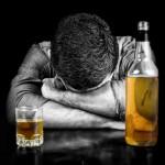 alkoholiker med alkoholmisbrug