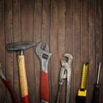 Værktøj til udskiftning af vinduer