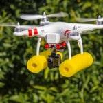 Drone til at flyve med for sjov