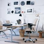Hjemmekontor kontormøbler