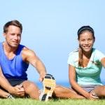 Træning og kost hænger sammen