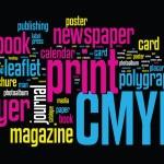 Tryksager print wordart
