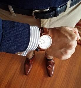 St.mawes wellington ur til mænd
